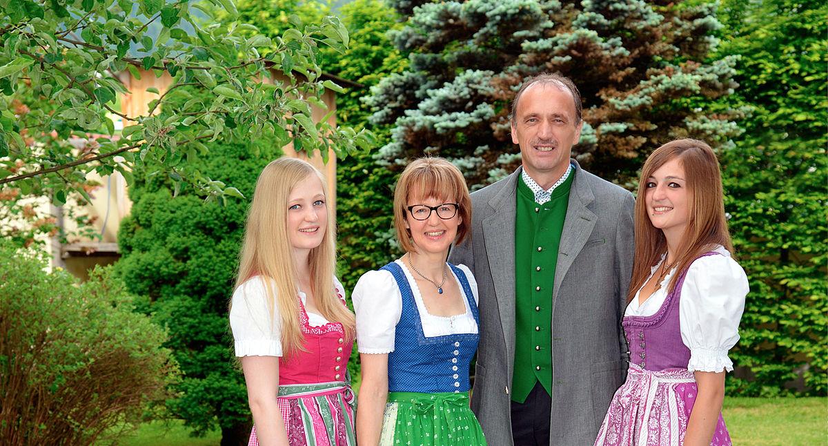 Gastgeber-Familie-Pendl