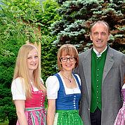 © Fotostudio Schorn - Ihre Gastgeber Familie Pendl