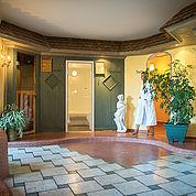 © Landhotel Moorhof - Saunabereich