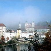 Steyr im Herbst © Landhotel Mader