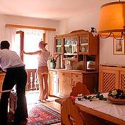 Zimmer im Landhotel Berau