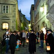 mittelalterliche Führung durch die Altstadt © Landhotel Mader