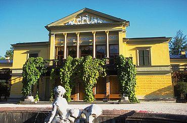 Kaiservilla, (c) Oberösterreich Tourismus GmbH Kunst