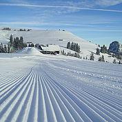Winterlandschaft Saalachtal