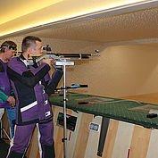 © Landhotel Salzburger Dolomitenhof - Indoor Schiesstand