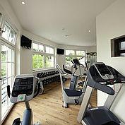Fitnessraum im Landhotel Eichingerbauer
