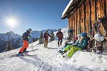 © AlpbachtalSeenland Tourismus - Skigenuss