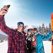 Spass auf der Piste © Ski amadé