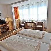 Zimmer im Landhotel Post Ebensee