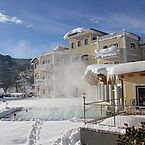 Eich spa im Winter