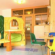 © Landhotel Traunstein - großes Spielzimmer bei uns im Haus