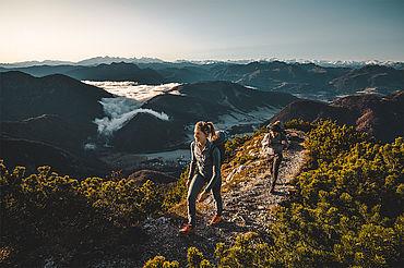 wandern, © Gartner Mathäus