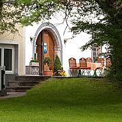 © Landhotel Agathawirt - Blick Eingang