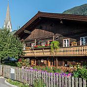 Kultur und Tradition im Samplhaus © Wildkogel-Arena Neukirchen und Bramberg