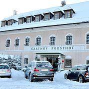 © LH Forsthof - Hotelansicht Winter