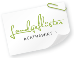 Landgeflüster Agathawirt