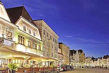 Hotel Mader am Stadtplatz in Steyr