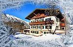 Landhotel Schuetterbad - verschneit in winterlicher Ansicht