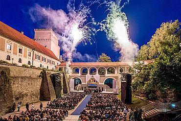 Schloss Lamberg, (c) Musikfestival Steyr