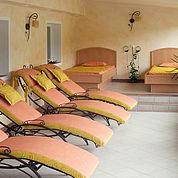 © Landhotel Stofflerwirt - Der Ruheraum in unserem Wellnessbereich