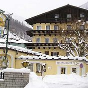 © Landhotel Post - Hotelansicht Winter