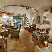 Haupteingang Eichingerbauer - Lobby Lounge