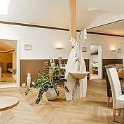 © Landhotel Eichingerbauer - Beautyhimmel Eingang Spa
