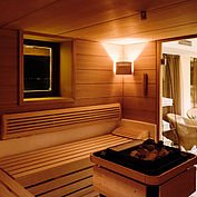 Sauna im Seehotel Das Traunsee