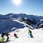 Skifahren Pisten, (c) Ski Juwel Alpbachtal Wildschönau