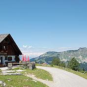 Trattberg Panoramastrasse St. Koloman