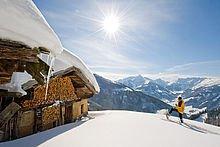 © AlpbachtalSeenland Tourismus - Schneeschuhwanderung