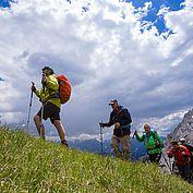 © CoenWeesjes - Der Aufstieg bei der Wanderung