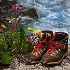 Wanderschuhe an und los gehts... © Landhotel Eichingerbauer