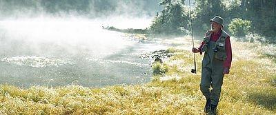 Rybaření v Rakousku
