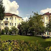 Landhotel Eichingerbauer Gartenansicht