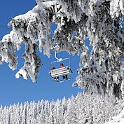 Skigebiet  © Gery Wolf