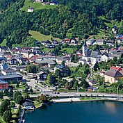 © Landhotel Post - Luftaufnahme
