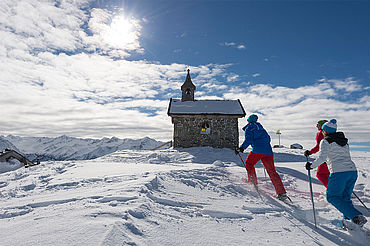 Winterwandern, © Wildkogel-Arena Neukirchen & Bramberg