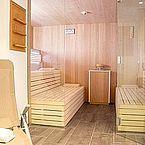 Bio Alpensalz Sauna