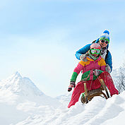 Winter im Saalachtal - copyright Landhotel Schütterbad