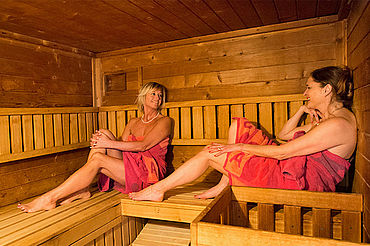 Sauna im landhotel Moorhof, (c) hotel-moorhof.com