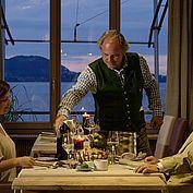 Romantik am See - Restaurant Bootshaus