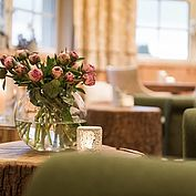 Lounge im Hotel Eichingbauer