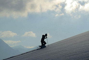 Schneeschuhwanderung Mondsee, © TVB MondSeeLand