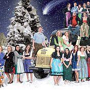 © Landhotel Mader - Mader-Team zu Weihnachten