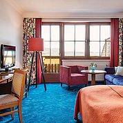 © Landhotel Das Traunsee/ Cristof Wagner - Doppelzimmer