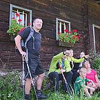 Landhotel Alpenhof - täglich geführte Wanderungen