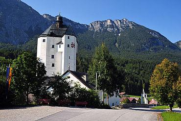 Wallfahrtskirche Mariastein im Sommer, © Dabernig Hannes