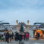 Advent auf Schloss Halbturn - copyrights Burgenland Tourismus Birgit Machtinger