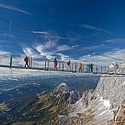 Haengebruecke am Dachstein © Herbert Raffalt